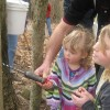 Maple Syrup Festival at Stratford Ecological Center in Delaware, Ohio
